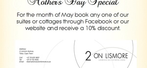 **Mothers day Special**