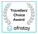 Afristay Travellers' Choice Award