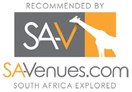Recommended by SA-Venues.com